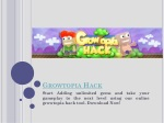 Growtopia Cheats