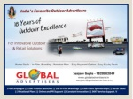 Traffic Booths Advertising in Mumbai - Global Advertisers