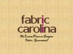 Brands in Fabric Carolina