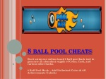 8 Ball Coins Hack