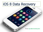 iOS 8 Lost Data, How to Restore?