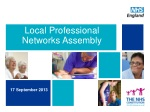 Local Professional Networks Assembly