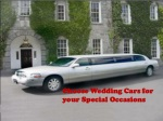 Choose Wedding Cars for your Special Occasions