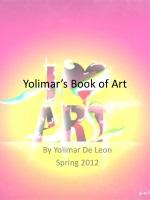 Yolimar's Book of Art