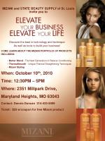 Discover the best in technology and technique As well as tools to build your business! COME LEARN ABOUT THE MIZANI POR