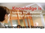 Internet Search Strategy