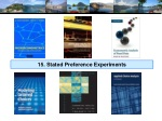 15. Stated Preference Experiments