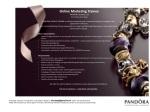 Online Marketing Trainee PANDORA Jewelry CEE (3 months internship)