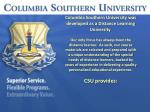Maximum credit transfer for military training/experience, Self–paced, flexible programs No scheduled online sessions