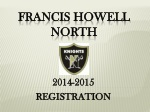 FRANCIS HOWELL NORTH