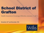 School District of Grafton