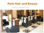Park Hair and Beauty - Our Classic Hair Cuts