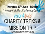 Welcome to the  vision4kids  Information Evening