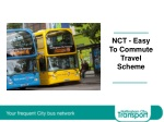 NCT - Easy To Commute Travel Scheme