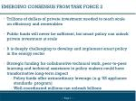 EMERGING CONSENSUS FROM TASK FORCE 2
