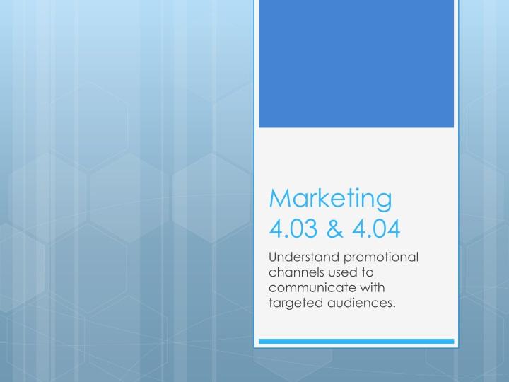 marketing 4 03 4 04 n.