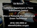 Ed Benelli