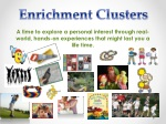 Enrichment Clusters