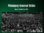 Winnipeg General Strike