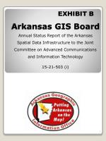 Arkansas GIS Board