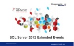 SQL Server 2012 Extended Events