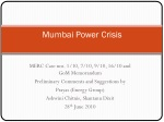 Mumbai Power Crisis