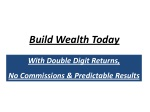 Build Wealth Today