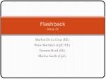 Flashback Group 22
