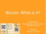 Bitcoin : What is it?