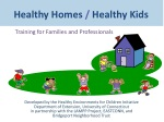 Healthy Homes / Healthy Kids