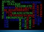 Brunswick High School Class of 2014 Expectations