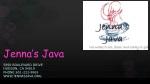 Jenna's Java