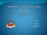 The Basics – and Crystal Ball Gazing Federal Income Driven Repayment and Loan Forgiveness