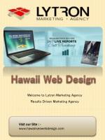 Honolulu Web Design