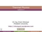 Heat Transfer Mechanisms