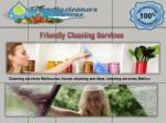 Obtain Best Cleaning Services Melbourne