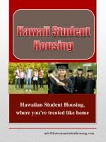 Honolulu International Students