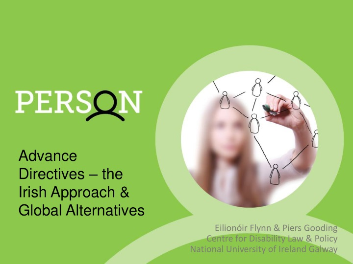 advance directives the irish approach global alternatives n.