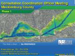 Robert Billings,  PE,   PH, CFM Flood Mitigation Project Manager Charlotte-Mecklenburg Storm Water  Services