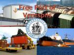 Free Port of  Ventspils