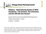 Chicago Estate Planning Council