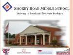 Smokey Road Middle School