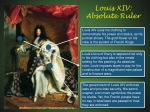 Louis XIV: Absolute Ruler