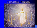 7 Churches - Prophecy