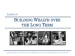Building Wealth over the Long Term
