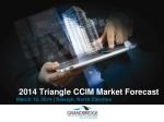 2014  Triangle CCIM Market Forecast