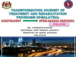 TRANSFORMATION JOURNEY OF TREATMENT AND REHABILITATION PROGRAMS IN MALAYSIA: