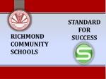 Richmond Community Schools