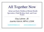 Clay Latimer, JD Joaniko Kohchi, MPhil, LCSW claylatimer504@aol jkohchi.lcsw@gmail