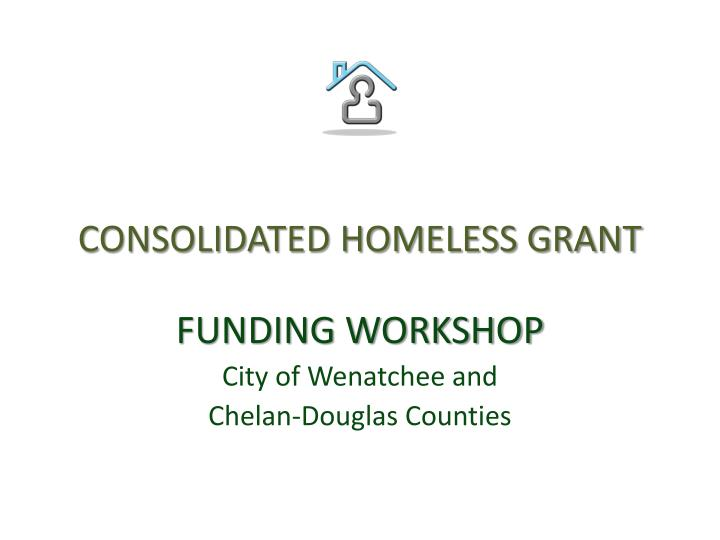 consolidated homeless grant n.